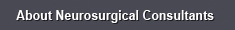 About Neurosurgical Consultants